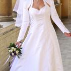 klassisches Hochzeitskleid - Brautkleid Anika